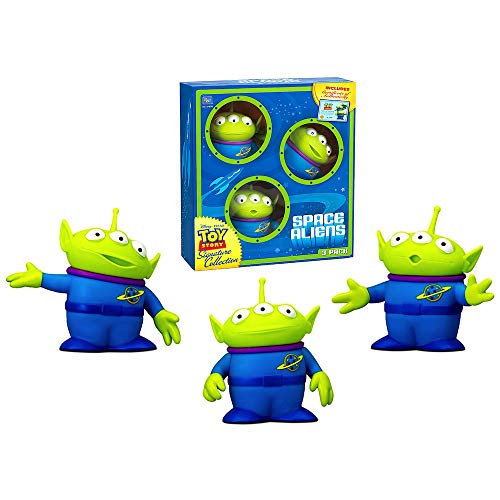 Pizza Planet Space Aliens 3 Pack Toy Story Signature Collection