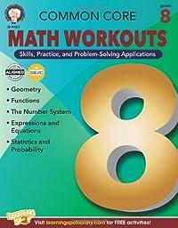 Common Core Math Workouts, Grade 8