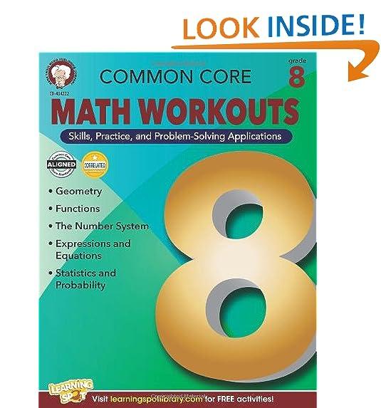 8th Grade Algebra: Amazon.com
