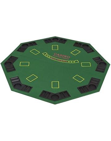 Amazon.es: Mesas de poker: Juguetes y juegos