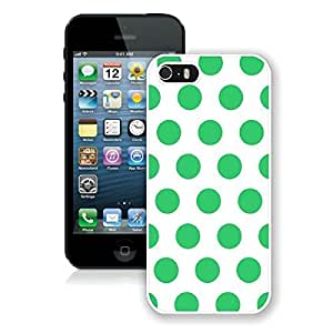 Slim Case For Samsung Note 2 Cover Case Polka Dot White and Green Durable Soft Silicone PC White Mobile Phone Cover Accessories Case For Samsung Note 2 Cover