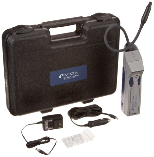 Inficon D-TEK 712-202-G1 Select Refrigerant Leak Detector by Inficon