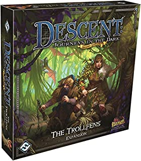 Descent Second Edition: The Trollfens (1616617055) | Amazon Products
