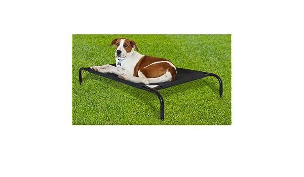 Coolaroo Pet cama, tamaño mediano, color gris: Amazon.es: Productos para mascotas