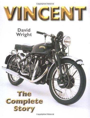 Vincent Motorcycles (Crowood Motoclassics)