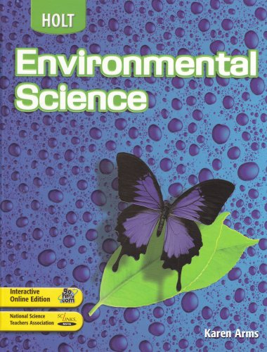 Holt Environmental Science, Student Edition