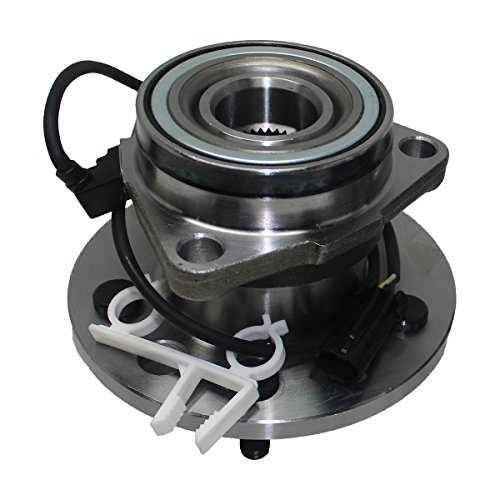 Front Wheel Hub and Bearing Assembly for Chevy Astro, GMC Safari AWD W/ABS