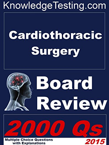 Cardiac Surgery Books Pdf