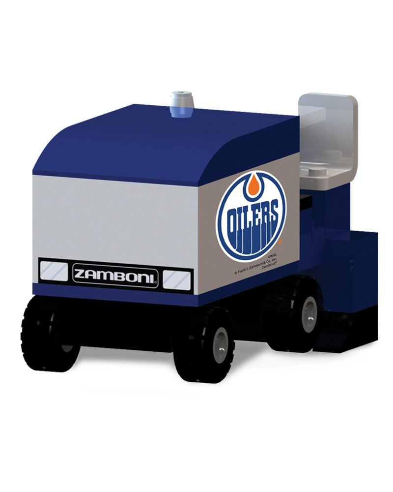 OYO Sports NHL Buildable Zamboni Edmonton Oilers OYOHKYEDMZAM