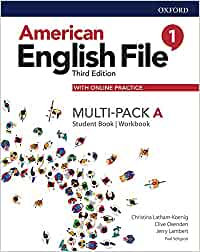 American English File 3th Edition 1. MultiPack A American