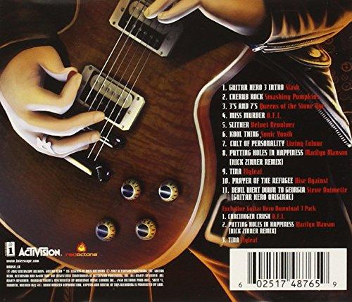 Guitar Hero Iii Legends Of Rock: Soundtrack: Amazon.es: Música
