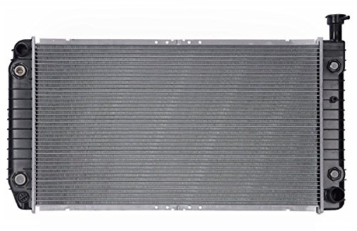Sunbelt Radiator For Chevrolet Express 2500 GMC Savana 2500 2042 Drop in Fitment 02 Gmc Savana Radiator