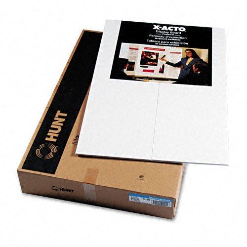 Elmer`s : CFC-Free Polystyrene Foam Premium Display Board, 36 x 48, White, 12 per Carton -:- Sold as 2 Packs of - 12 - / - Total of 24 Each