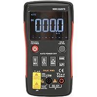 ANENG Q1 True-RMS Digital Multimeter Button 9999 Counts Analog Bar Graph Auto Ranging Measure Voltage