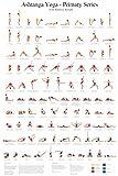 Yoga Posture Poster