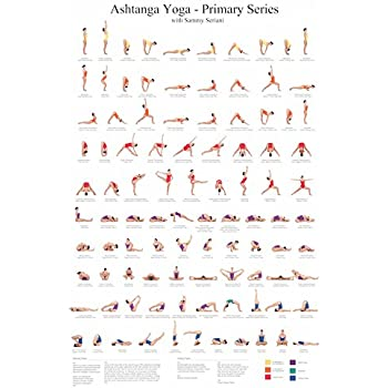 picture regarding Bikram Yoga Poses Chart Printable titled : Yoga Placement Poster: Other Items: Posters