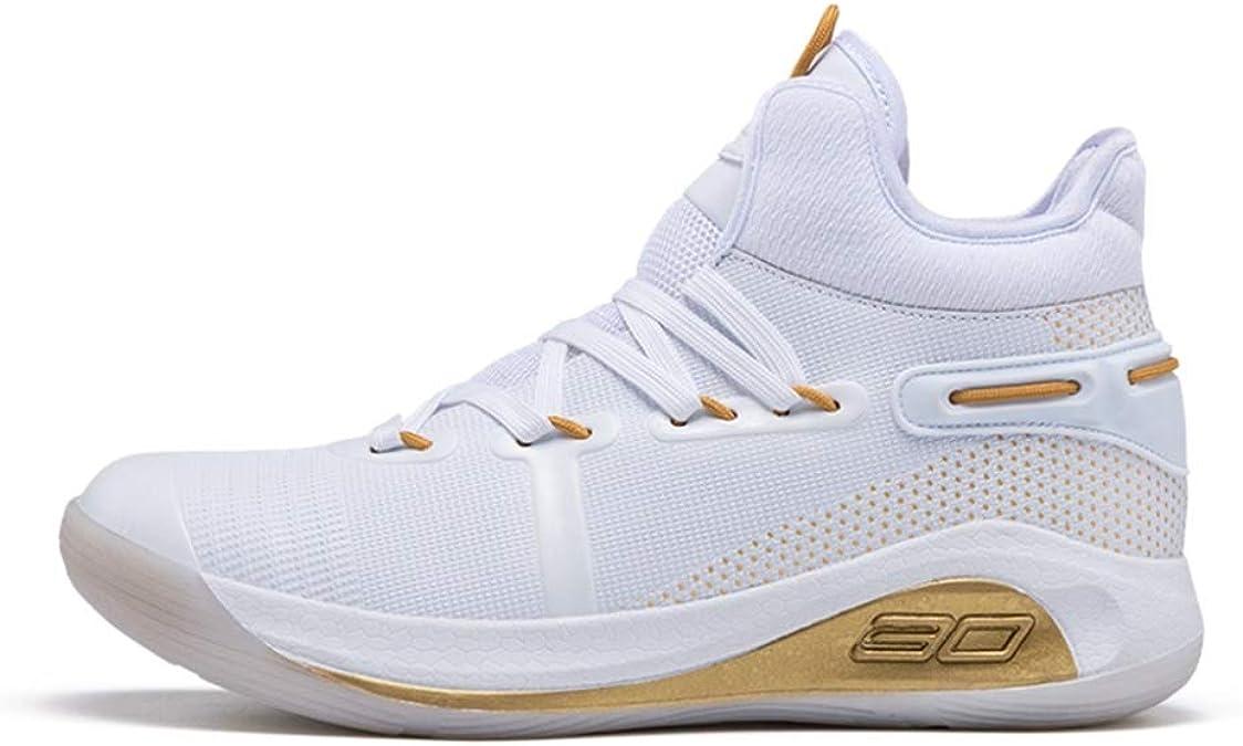 Zapatos de Baloncesto para Hombres Zapatos Deportivos Casuales ...