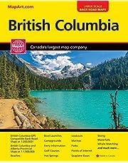 BRITISH COLUMBIA BACK ROAD ATLAS