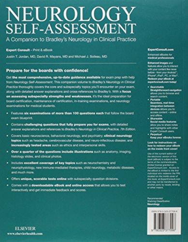 Neurology Self-Assessment: A Companion to Bradley's Neurology in Clinical Practice, 1e