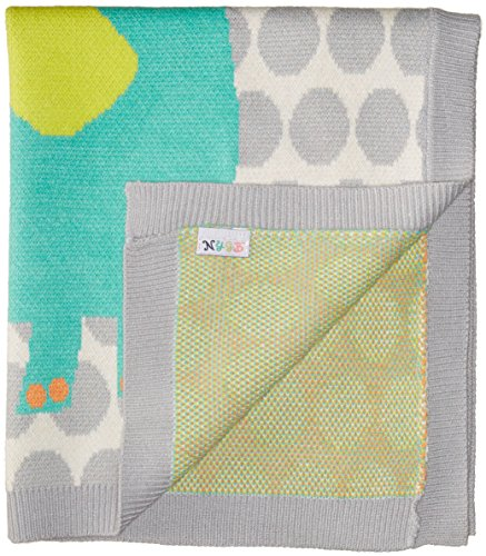 Toby-Company-Baby-Nygb-Safari-Collection-Elephant-Blanket-Teal-Delight-30-x-26