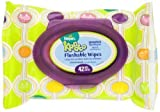 Pampers Kandoo Kandoo Flushable Wipes, Sensitive, Soft Tub , 42 Count (Pack of 12) by Kandoo