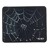 #7: HC-RET Personalized Unique Design Non-Slip 4mm Thick Spider Web Mouse Pad (HC-2)