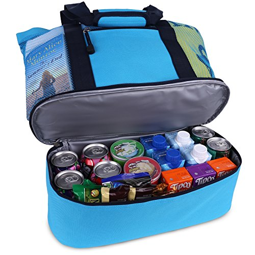 Extra Large Beach Bag With Pockets Amazon Com