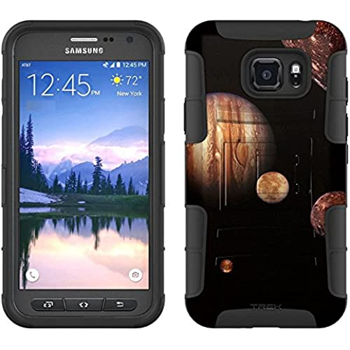 Samsung Galaxy S7 Active Armor Hybrid Case Jupiter Moons 2 Piece Case with Holster for Samsung Galaxy S7 Active Sales