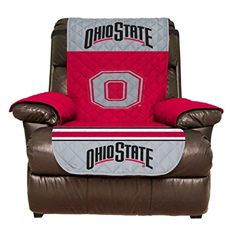 Ohio State Buckeyes Recliner Ohio State Leather Recliner