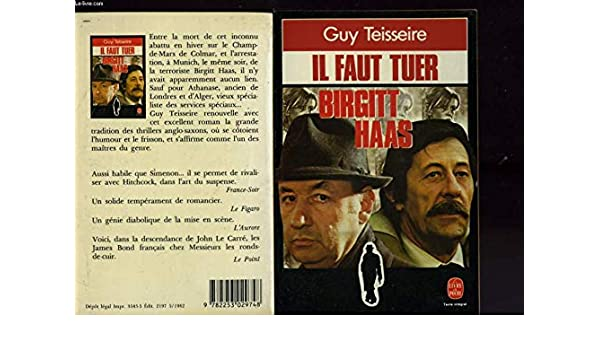 Le Livre De Poche Broche By Teisseire Guy Guy Teisseire