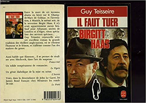 Le Livre De Poche Broche By Teisseire Guy Guy Teisseire