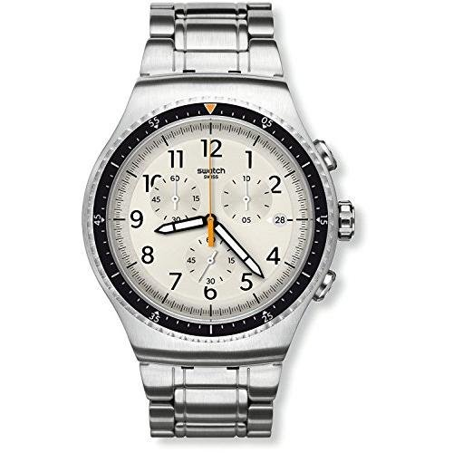 SWATCH watches Irony Chrono MINIMALIS-TIC YOS453G Men's Watches ()