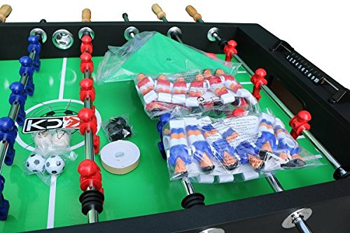 KICK Foosball Table Triumph, 55 In
