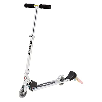 Razor Graffiti Chalk Scooter, Clear : Sports Kick Scooters : Sports & Outdoors