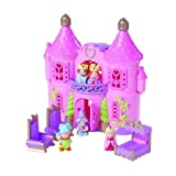 Fun Years Teeny Town Princess Castle Playset by Bruin