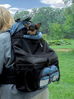 product image for Tough Traveler Double-Decker Comfort Dog Backpack