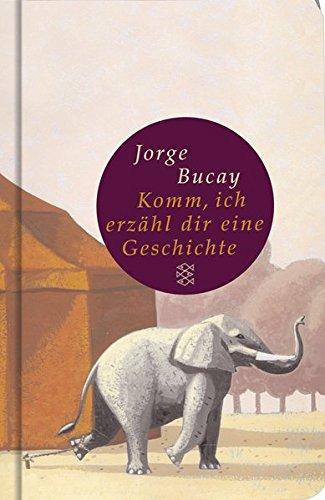 Komm, ich erzähl dir eine Geschichte (Fischer Taschenbibliothek) Gebundenes Buch – 1. Dezember 2008 Jorge Bucay Stephanie von Harrach FISCHER Taschenbuch 3596510384