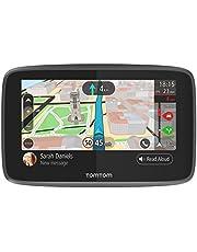 TomTom GO 5200 Pkw-Navi (5 Zoll mit Updates über Wi-Fi, Lebenslang Traffic via SIM-Karte, Weltkarten, Freisprechen)