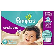 Pampers Cruisers size 4