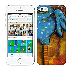 Loving Pop Whimsical Bird Painting phone case for iphone 5/5s