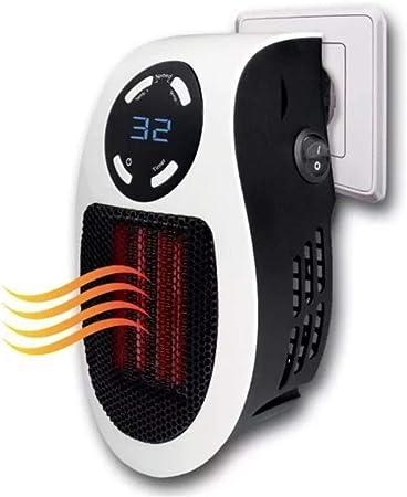 MINI riscaldatore elettrico desktop portatile ventilatore caldo STUFA PER CASA UFFICIO