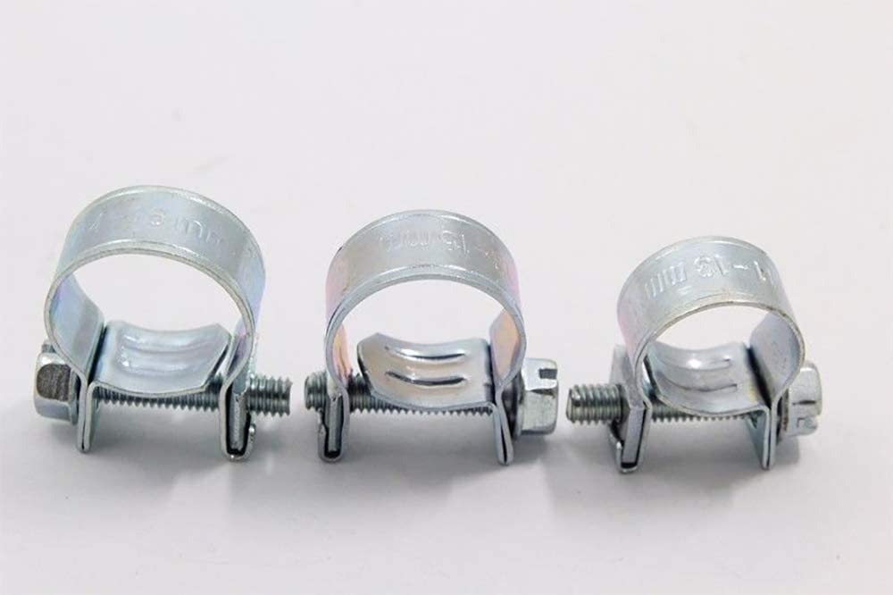 NEW 30PCS 3//8FUEL INJECTION HOSE CLAMP//AUTO Fuel clamps