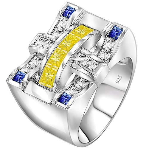 Buy fancy dress bling rings - 9