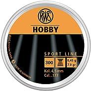 Umarex USA 2317400 .177 Caliber per 300 RWS Hobby Sport Line Pellets