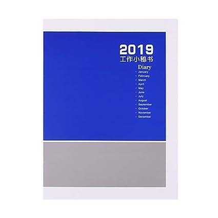 Vevice 2019 Planificador mensual para planificar y ...