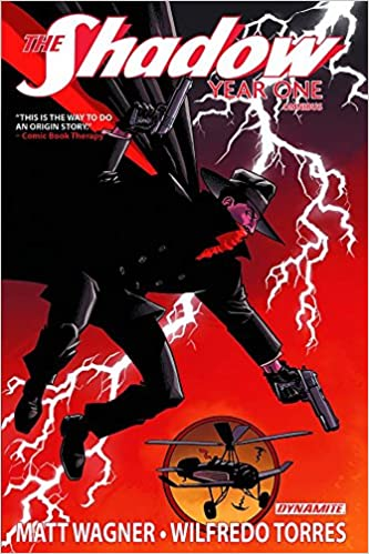 The Shadow: Year One (The Shadow: Year One Omnibus): Matt