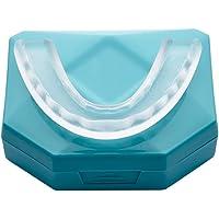 Gouttière Dentaire anti Bruxisme Nocturne Grincements de dents et problemes de l'ATM - Orthese contre le Apnee du sommeil et anti Ronflement