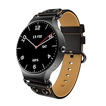 LENCISE Android Smartwatch Phone Android 5.1 1.39Inch Screen ...