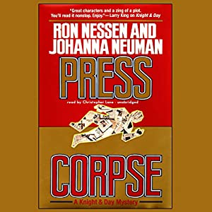 Press Corpse Audiobook
