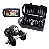 CAP Barbell RSWB-40TP 40 lb. Dumbbell Set from Cap Barbell